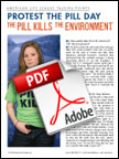 Download and print your copy of the 2010 Pill Kills Talking Points